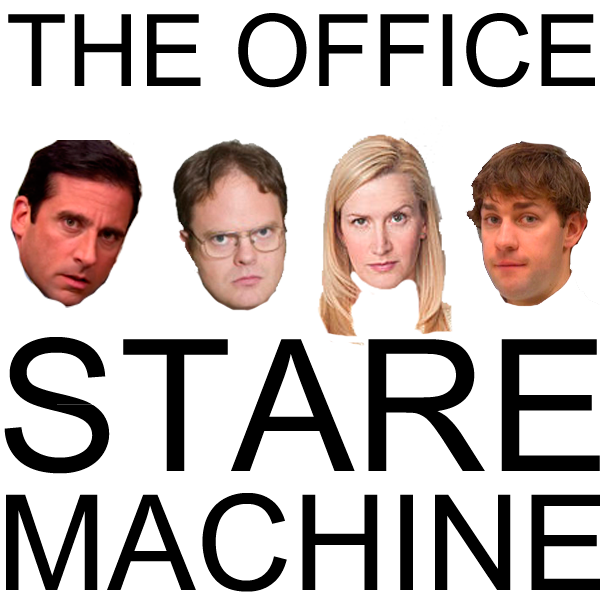 The Office Stare Machine